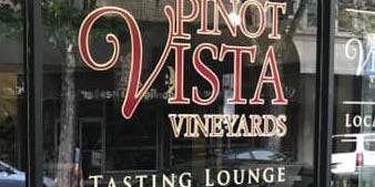 Live Music & Wine Tasting: (Wed,Fri,Sat) 5:30-8:30pm @ Pinot Vista