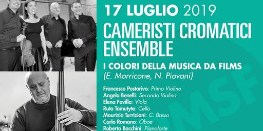 PESARO MUSIC SUMMER FESTIVAL - Cameristi Cromatici