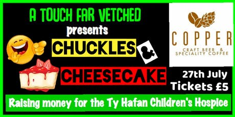 Chuckles & Cheesecake (III) tickets