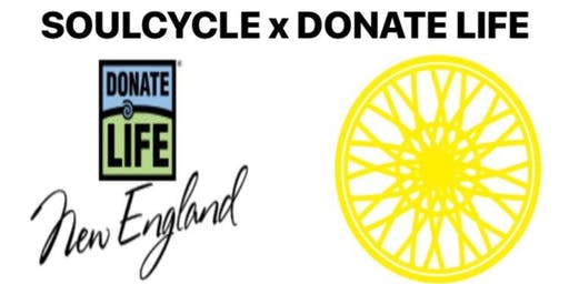 SoulCycle x Donate Life Charity Ride