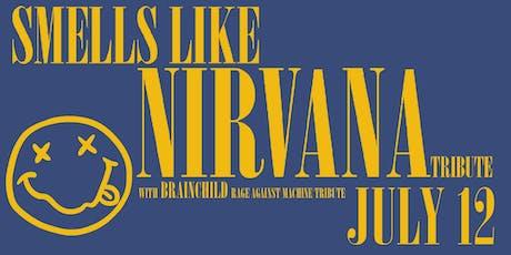 Smells Like Nirvana tickets