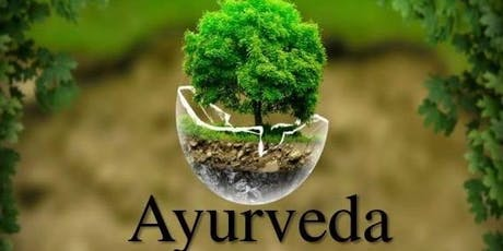Establishing Daily Self Care Habits with Ayurveda tickets