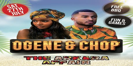 OGENE & CHOP - THE ANKARA AFFAIR tickets