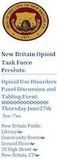 New Britain Opioid Panel tickets