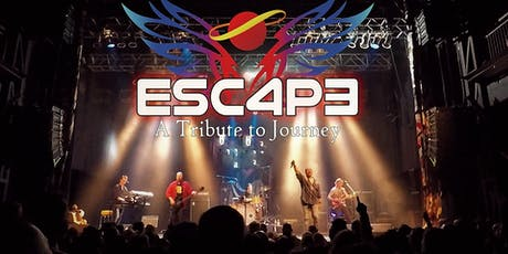 ESCAPE HOUSTON JOURNEY TRIBUTE tickets