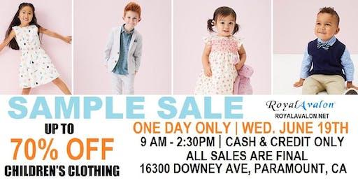 SAMPLE SALE - Everything under $5 - Baby / Infant / Toddler clothing