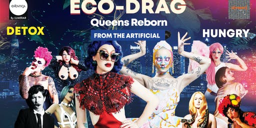 Eco-Drag Party Pride Edition