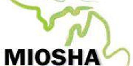 MIOSHA TRENCHING & EXCAVATION  STAND DOWN EVENT 2019 tickets