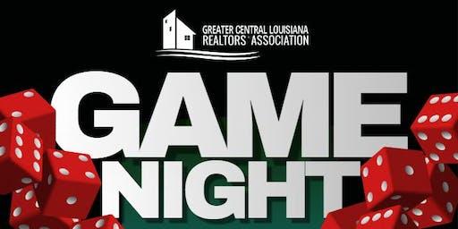 GCLRA Game Night