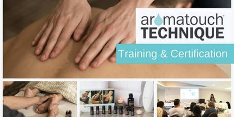 AromaTouch Certification Training tickets