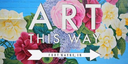 2019 Art This Way Art Crawl