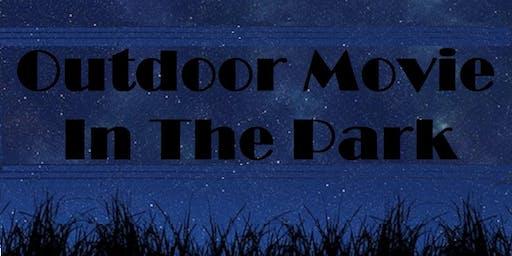 Outdoor Movie at Foote Park