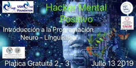 Hacker Mental Positivo 2 - 3 tickets