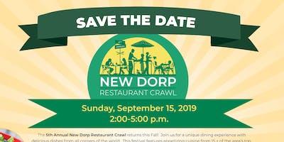 5th Annual New Dorp Restaurant Crawl