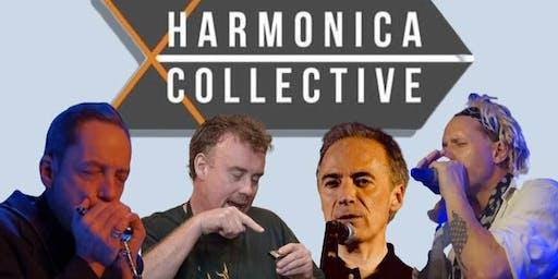 2019 Jason Ricci / Winslow Yerxa Harmonica Collective