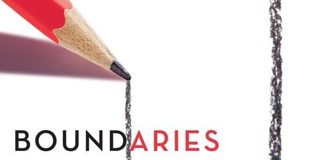 Boundaries 101 - The Foundation of Emotionally Healthy Relationships tickets