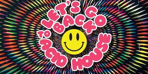 Lets Go back to Acid House at Edinburgh Festival