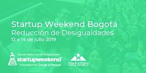 Techstars Startup Weekend Bogotá Reducción de...