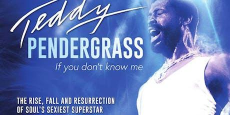 Teddy Pendergrass - If You Don't Know Me (followed by TRINITY - DJ mashup/mashdown) tickets
