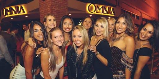 Omnia FREE guest List Saturdays San Diego