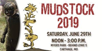 Mudstock 2019 - VOLUNTEER SIGN UP