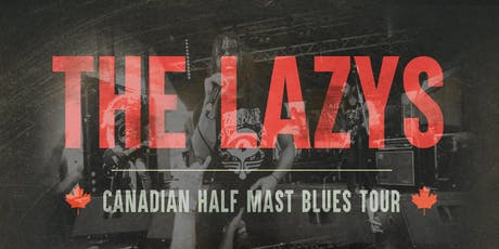 THE LAZYS tickets