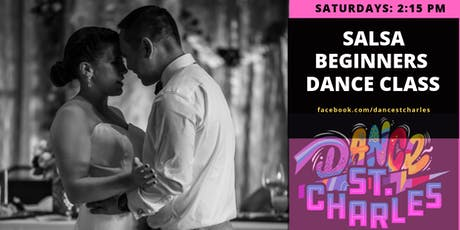 Salsa Beginners Dance Class tickets