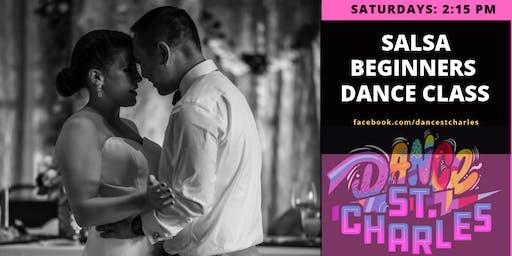 Salsa Beginners Dance Class