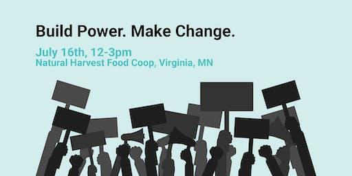 Build Power Make Change