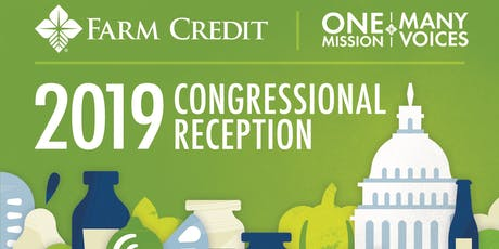 2019 Congressional Reception: Farm Credit Marketplace tickets