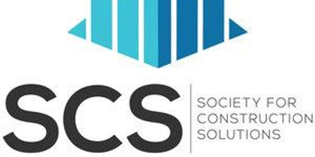 Society for Construction Solutions (SCS)- Seattle Chapter Meeting-NEW HOST LOCATION tickets