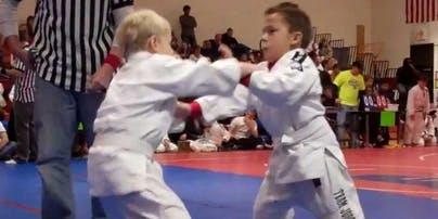 Kids/Teen  Gi Jiu Jitsu Tournament ALL LEVELS