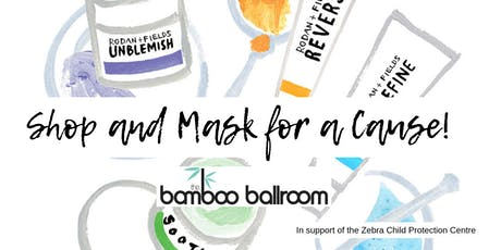 Shop and Mask for a Cause! tickets