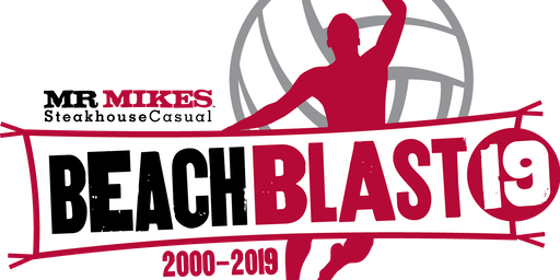 19th Annual MR MIKES Beach Blast Volleyball Tournament