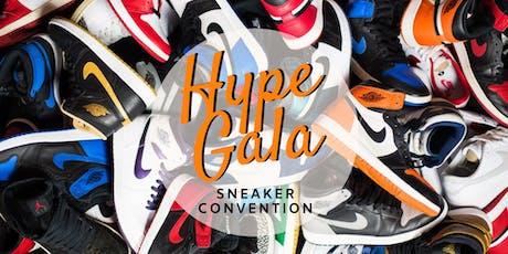 HypeGala Sneaker Expo Miami - September 7th, 2019 tickets