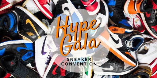 HypeGala Sneaker Expo Miami - September 7th, 2019