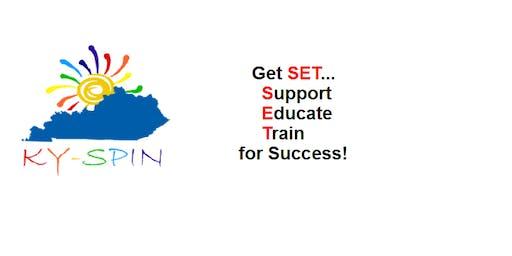 Parent/Participant Advocacy Leadership Series (PALS) - Prestonsburg