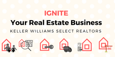 IGNITE | Your Real Estate Business RoadMap Fall 2019 tickets