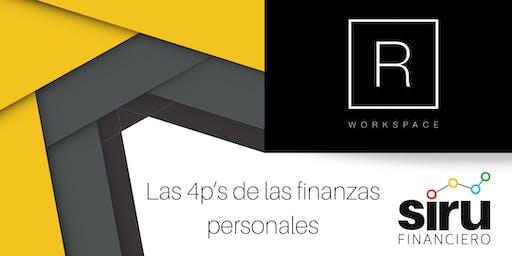 Las 4p's de las finanzas personales