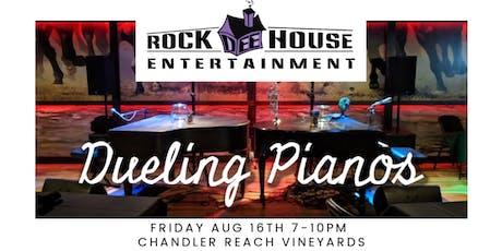 Dueling Pianos-BONUS SHOW tickets