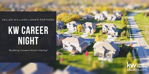 KW Lanier Partners Career Night