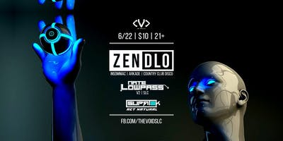 Zendlo, Nate Lowpass, Suprtek: 6/22 - The VOID SLC