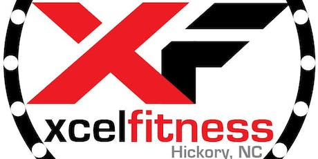 Xcel Fitness, Hickory- Body Composition Testing tickets