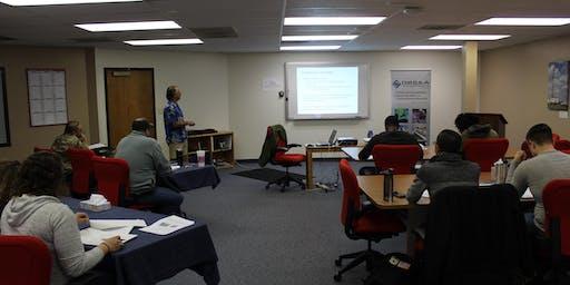 Plans Training; ERP, OMP, and DSSP