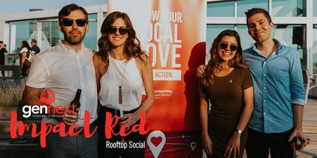 Impact Red: Rooftop Social tickets