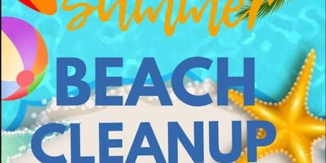 Summer Beach Cleanup tickets