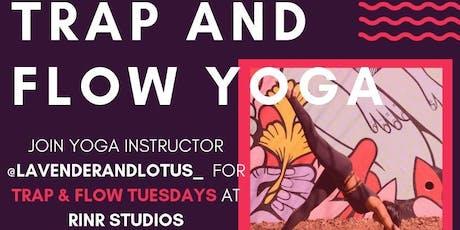 Trap & Flow Tuesdays @ rinR Studios tickets