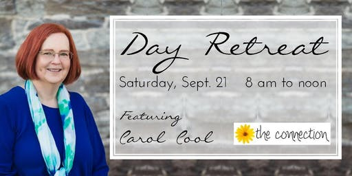 Day Retreat featuring Carol Cool