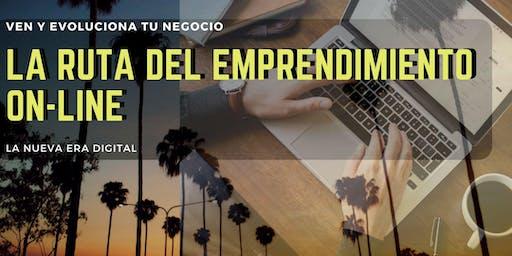 Conferencia - La Ruta del Emprendimiento On-line