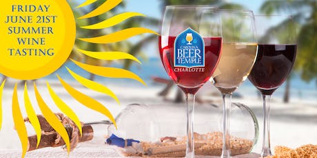 Summer Wine Tasting tickets
